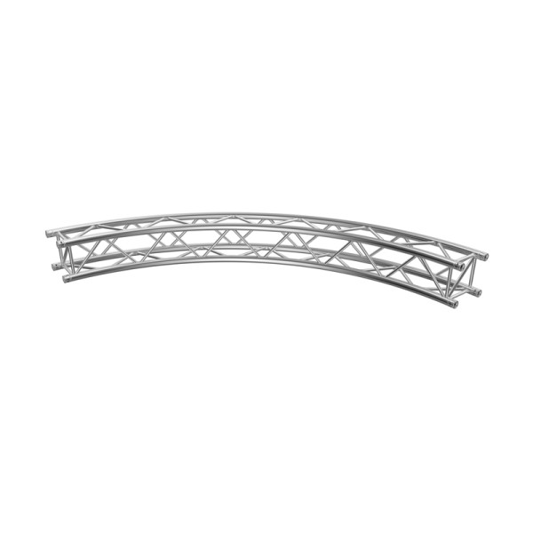 Global Truss F34 PL 4 Metre Circle 90 Degree Segment (PL-402R20B-90)