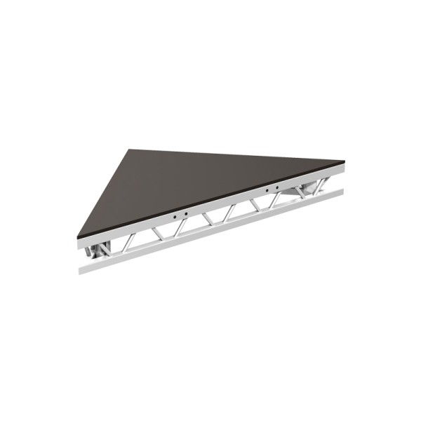 GT Tour Deck 4 x 4ft Equilateral Triangle Stage Platform