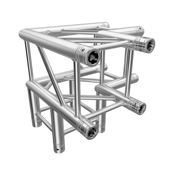 Global Truss F34 Standard 3 Way 90 Degree Corner (4126-30)