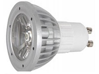 GU10 LED Mains Voltage 3W LED Lamp