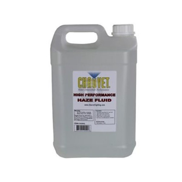 Chauvet DJ High Performance Haze Fluid - 5 litres