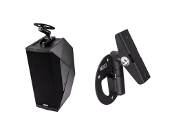 Nexo ID Series Universal Speaker Wall Mount - Black