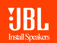 JBL Wall Mounted Speakers Install