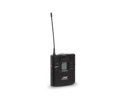 JTS R-4TBM UHF PLL Beltpack Transmitter (Metal Housing), Channel 38