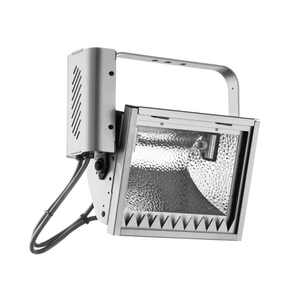 LDR Rima A150 150W Discharge Floodlight, Silver