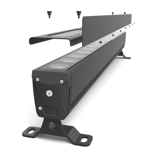 LEDJ Barn Door Kit for Spectra Batten Q16