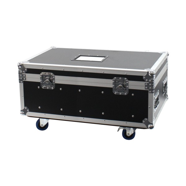 LEDJ Quad Spectra Flood QX40 Flight Case