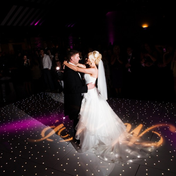 White Starlit Dance Floor System 14ft x 14ft