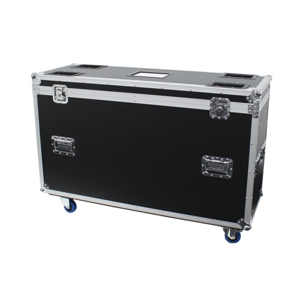 LEDJ Dance Floor Flightcase 8pcs 4 x 2ft