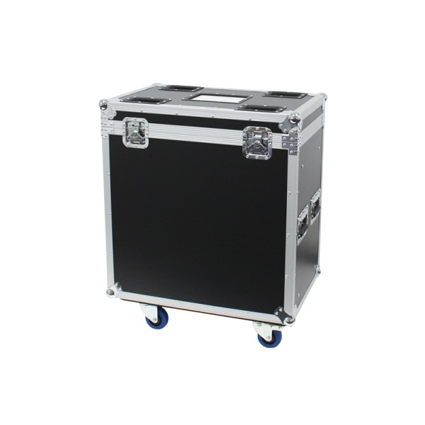 LEDJ Dance Floor Flightcase 8pcs 2 x 2ft