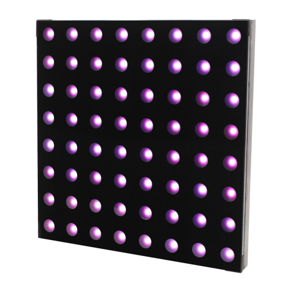 LEDj Display Floor 500x500mm with 64 tri-colour LEDs