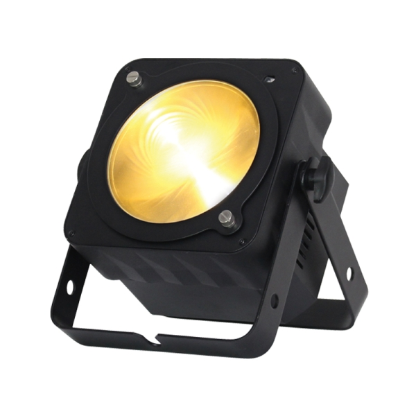 LEDJ Slimline 1WW20 COB (Black Housing)