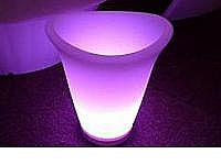 LED Ice Bucket 2 Lip