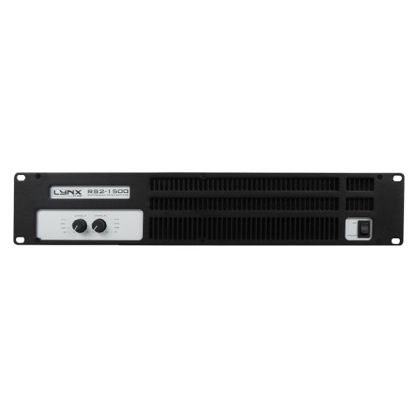 Lynx RS2-1500 2x 700W Power Amplifier