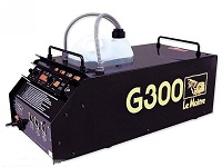 Le Maitre G300 Smoke Machine MKII