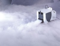 Dry Ice / Low level Fog
