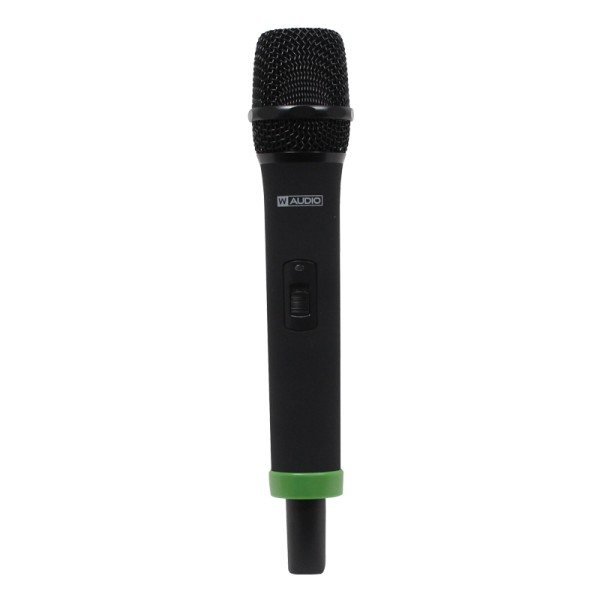 W Audio RM Quartet Replacement Handheld Microphone (864.30Mhz)