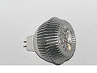 MR16 50mm 3x2W High Power Led Spot Light