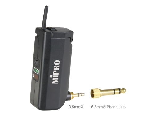 MiPro GT-24 Plug-on Transmitter 2.4 GHz
