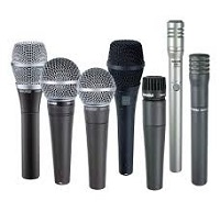 W Audio Microphones