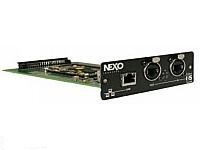 Nexo NX ES104 Ethersound 100, Network Interface