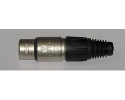 5 pin Female XLR DMX Terminator