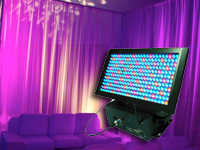 Portable Band LED Function Room & Marquee Uplighting