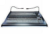 Soundcraft GB2 24 Channel Sound Mixer