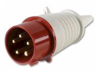 Red C Form Industrial Connectors