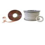 100m x 1.0 mm2 Insulated Copper Tape