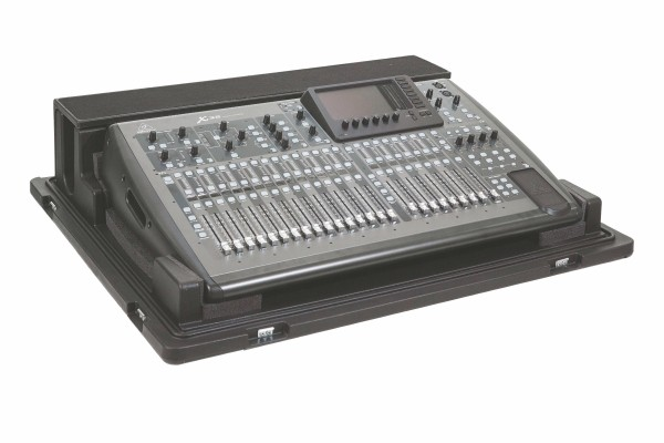 SKB Roto-molded Behringer X32 Mixer Case w/ wheels