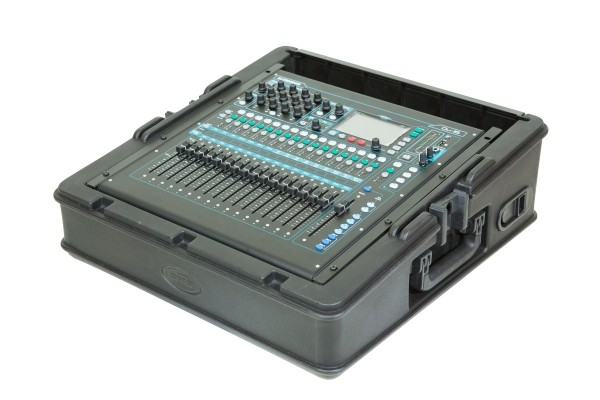 SKB Roto-molded 10U Top Mixer Rack