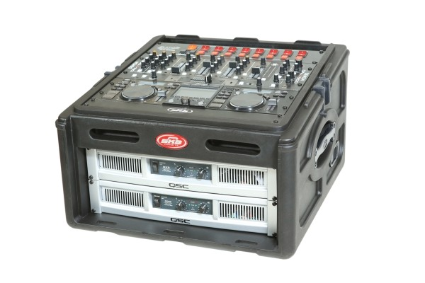 SKB Audio and DJ Rack Case