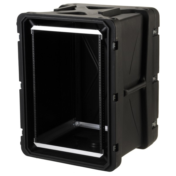 SKB 16U Roto Shockmount Rack Case - 20