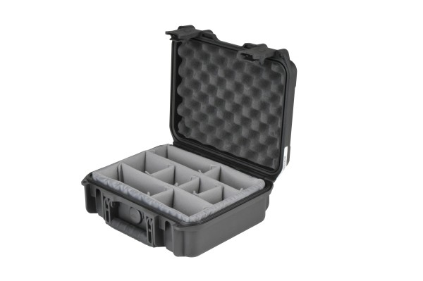 SKB iSeries 1209-4 Waterproof Case (with dividers)