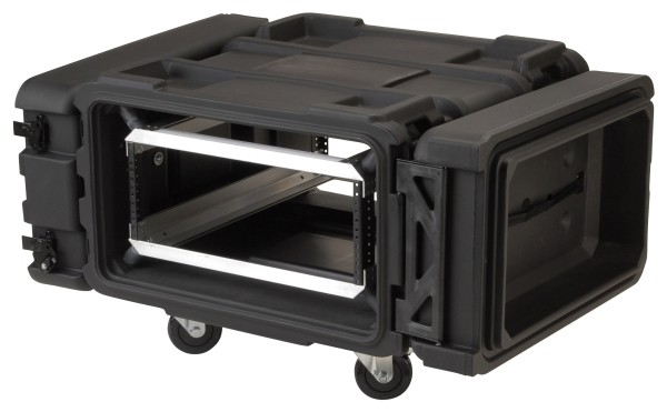 SKB 4U Roto Shockmount Rack Case - 24