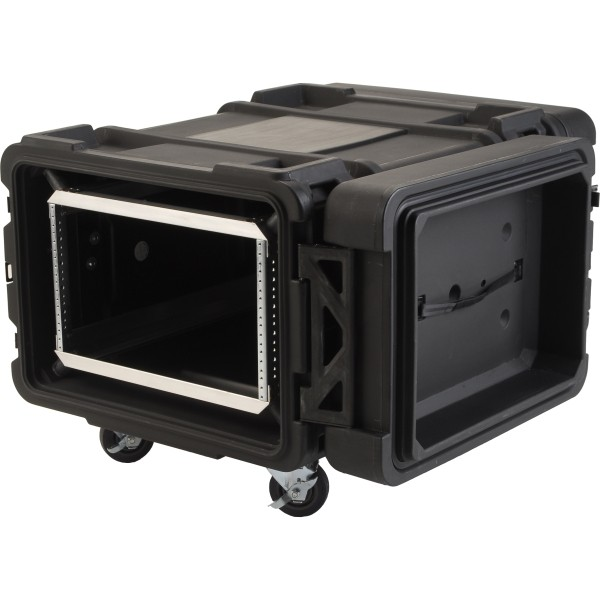 SKB 6U Roto Shockmount Rack Case - 30