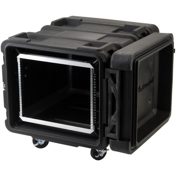 SKB 8U Roto Shockmount Rack Case - 24