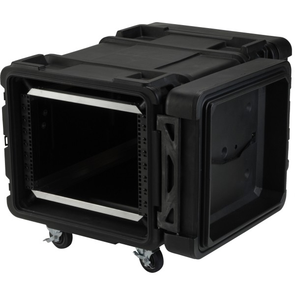 SKB 8U Roto Shockmount Rack Case - 28