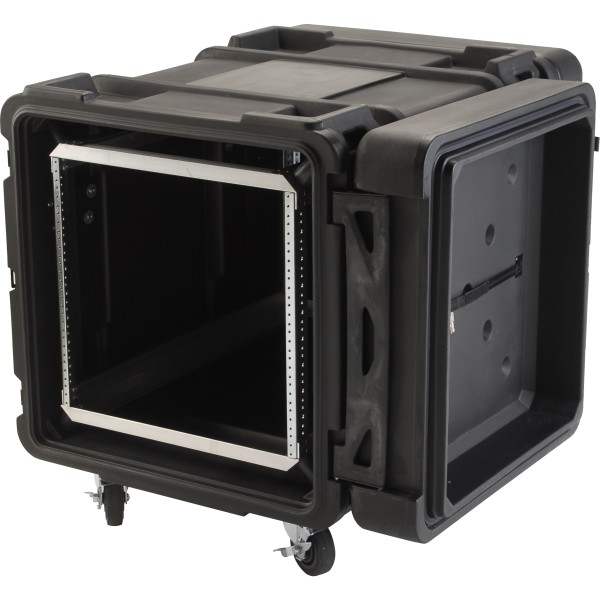 SKB 10U Roto Shockmount Rack Case - 30