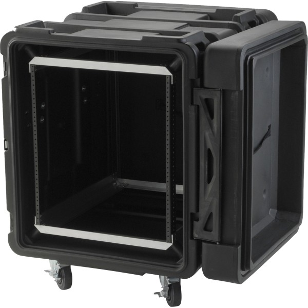 SKB 12U Roto Shockmount Rack Case - 24