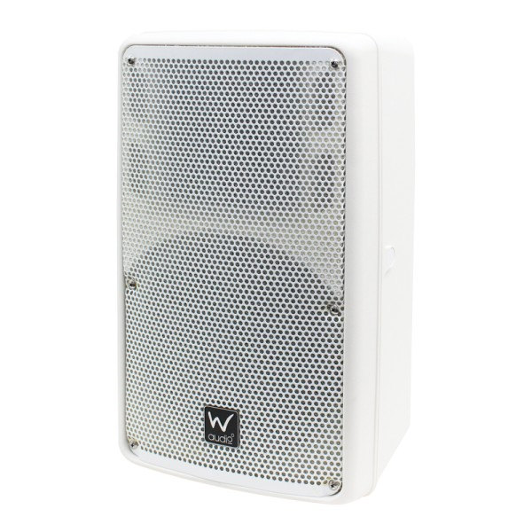 Clever Acoustics PSR 8i Speaker White (Pair)