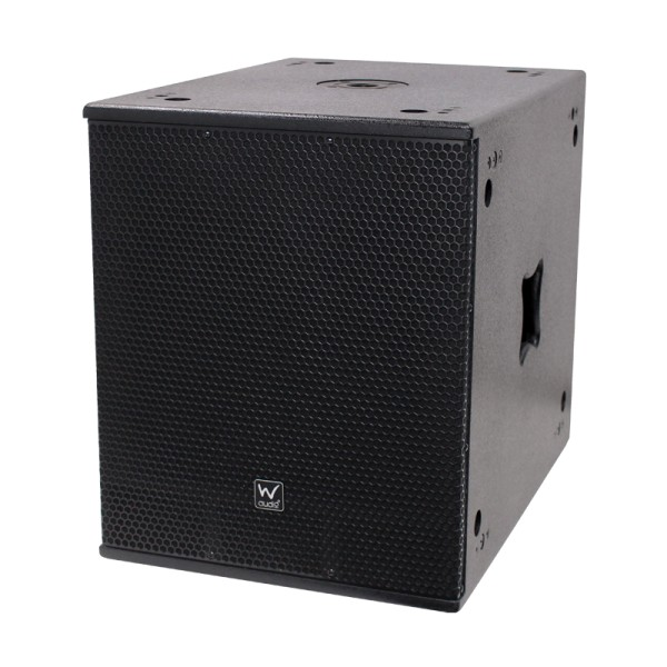 W Audio Zenith S115 Bass Enclosure