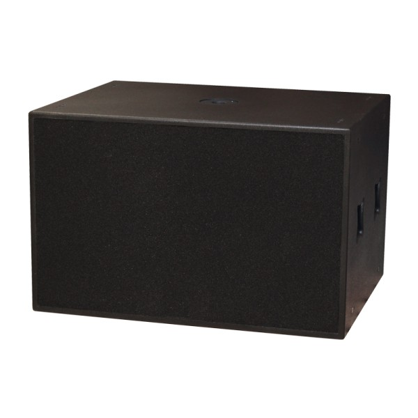 W Audio Zenith S215 Bass Enclosure