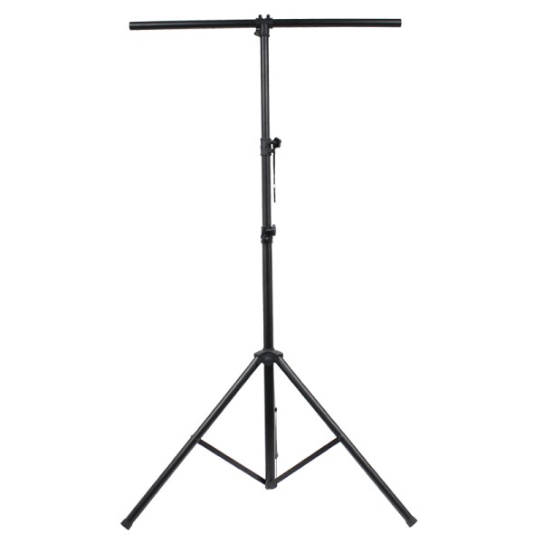 Rhino Black 3 Section Light Stand