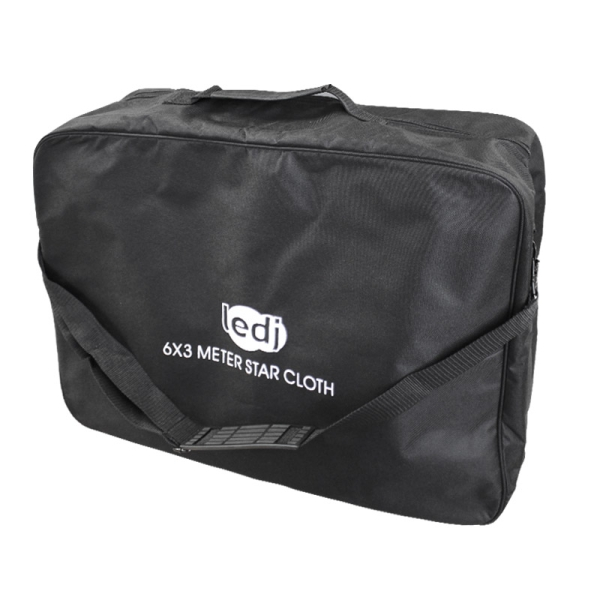LEDJ 6 x 3M Starcloth Replacement Bag