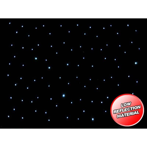 LEDJ Star Cloth 3M x 2M