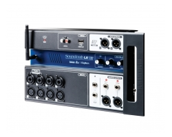 Soundcraft Ui12 12-Channel Digital Mixer / Multi-Track USB Recorder with Wireless Control