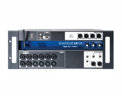 Soundcraft Ui16 16-Channel Digital Mixer / Multi-Track USB Recorder With Wireless Control