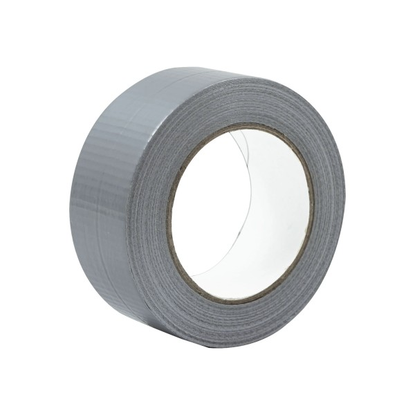 eLumen8 Economy Cloth Gaffer Tape 50mm x 50m - Silver